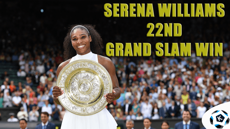Serena Williams Defends Her Wimbledon Title to Reach a Coveted Landmark