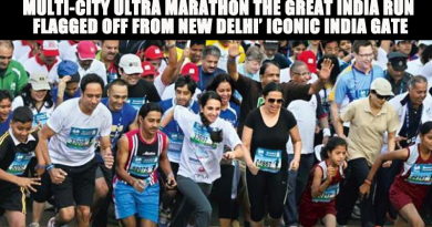 Ultra Marathon the Great India 2016