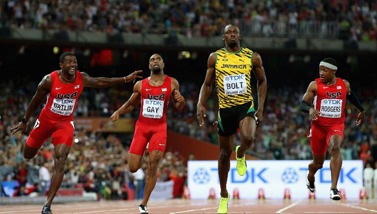 Usain Bolt Cleared for Rio 2016