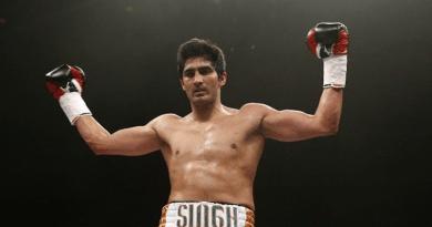 Vijender Singh Wins the WBO