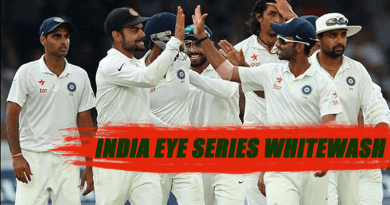 India eye series whitewash
