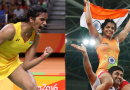Sakshi Sindhu Shine as Bright Stars in an Otherwise Dismal Indian Sky in 2016 Rio Games