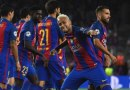 Barcelona begin their European campaign in style