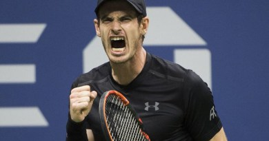 Andy Murry us open news