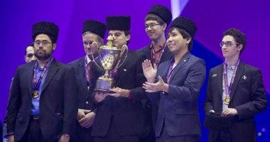 Baku Chess Olympiad