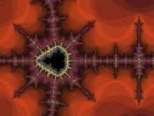 Mandelbrot fractal zoom - Xaos