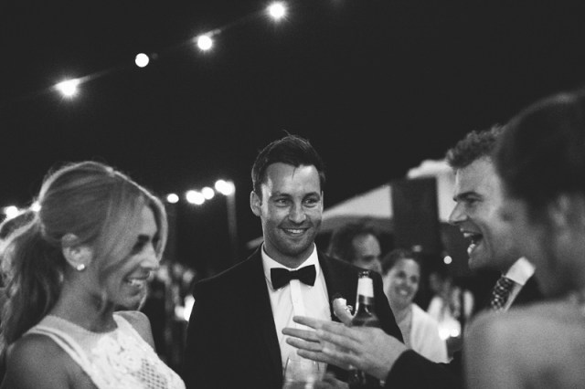 Nadia and Jimmy Bartel wedding