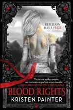 Kristen Painter, House of Comarre, urban fantasy, vampire books