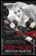 Kristen Painter, Flesh and Blood, urban fantasy, vampire books, House of Comarre
