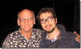 With Dave Liebman