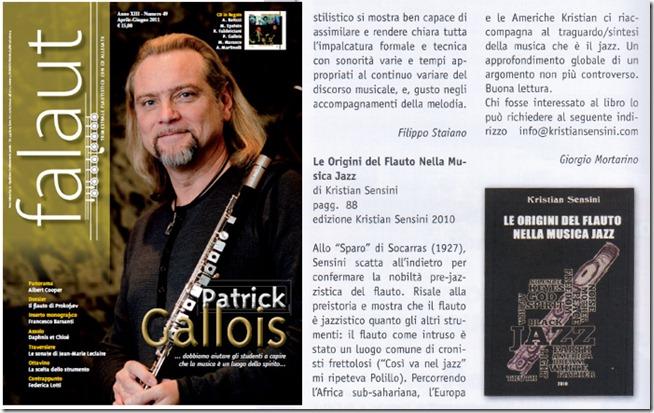 recensione flauto jazz