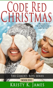 Code Red Christmas by Kristy K. James