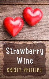 Stawberry Wine - Font Changes - High Resolution