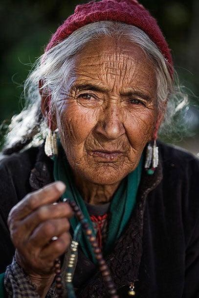Ladakhi-Tribe,-North-India,-Ladakh,-Leh-Kashmir-Matjaz-Krivic-1