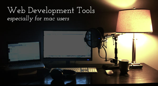 Mac and web based tools for WordPress theme development