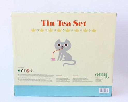 Tin Tea Set画像中 (2)