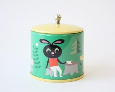 Tin Tea Set画像中 (3)