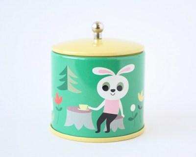Tin Tea Set画像中 (4)