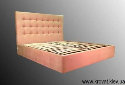 Двуспальная-кровать-с-подъёмным-механизмом