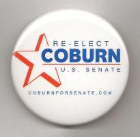 Coburn's sudden departure opens up the seat ... and gives the GOP more to fight about.
