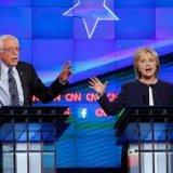 Bernie Hillary