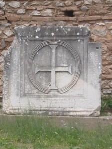 Christian Symbolism in Delphi