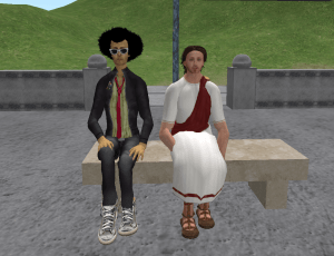 Pete and Rodvik Linden