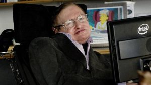 Theoretical physicist and cosmologist Stephen Hawking