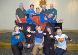 We're doing the Superman, join us!