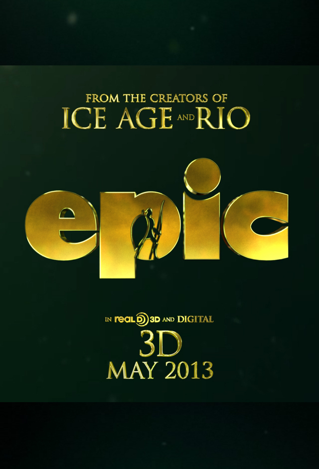 """""""Epic"""", due out May 24, 2013.  It's being directed by Blue Sky's Chris Wedge, and  stars Amanda Seyfried, Josh Hutcherson and Beyoncé Knowles."""