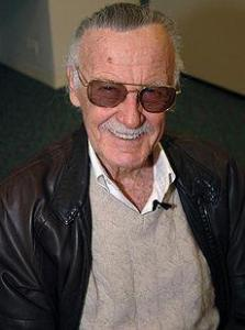 Stan Lee, 90 years old today.
