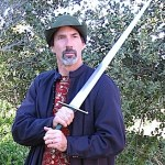 Scott Farrell is Chivalry Today's Program Director, and expert in medieval arms, armor, and sword combat in addition to being a writer of steampunk fiction.