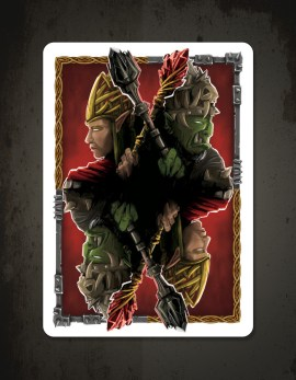 Nat Iwata's Elves and Orcs 3