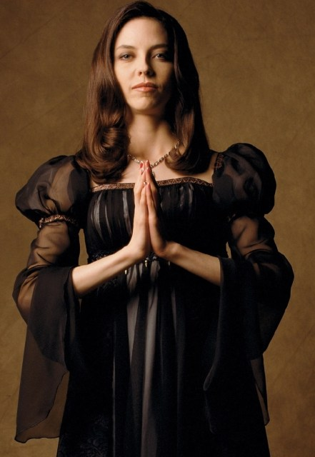 "Juliet Landau as ""Drusila"" of Buffy the Vampire Slayer."