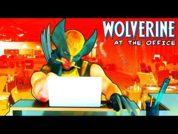 wolverineAtTheOffice