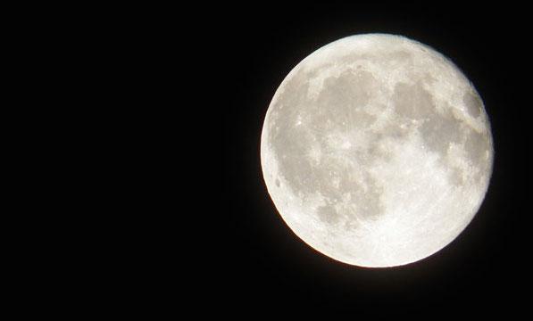 Księżyc w pełni a wypadki