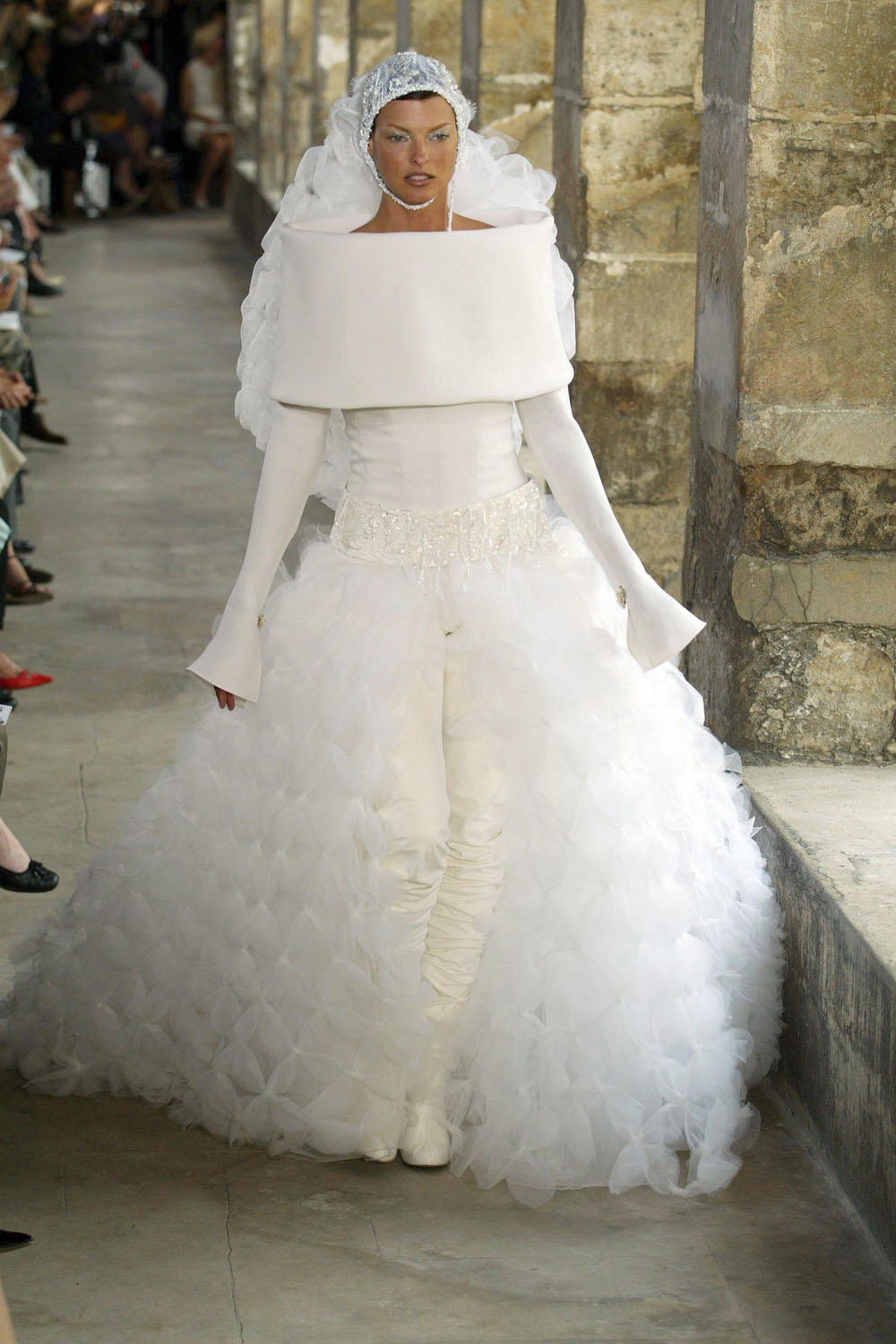 best chanel wedding dresses these are the celebrity chanel brides to know wedding dresse Best Chanel Wedding Dresses These Are The Celebrity Chanel Brides To Know