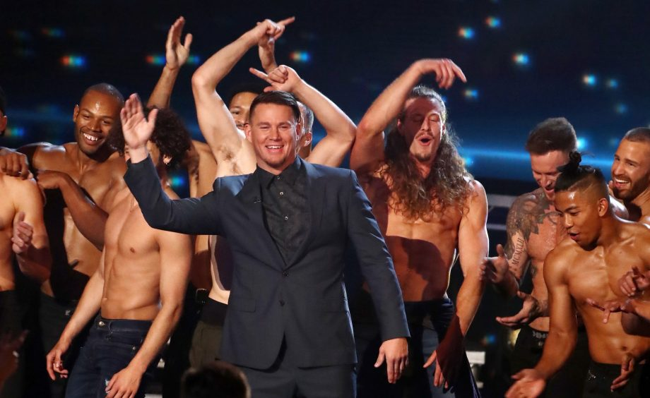 Channing Tatum  Definitely  Wants To Star In Magic Mike Live UK magic mike live uk