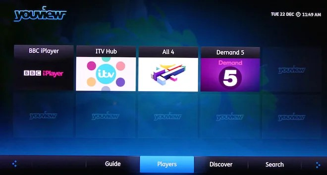 Sony YouView Catch Up TV System Review   Trusted Reviews Sony YouView