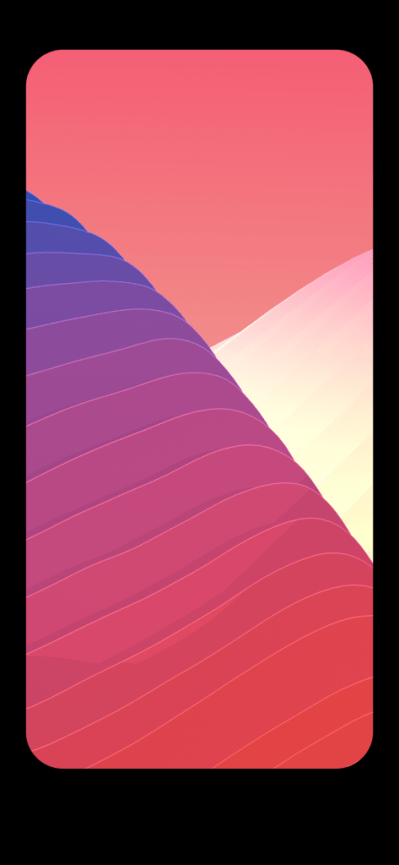 Hide the iPhone X's intrusive notch with these wallpapers | Trusted Reviews