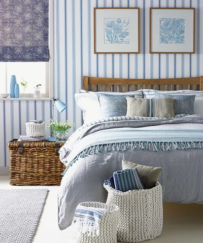 Bedroom wallpaper ideas – bedroom wallpaper designs – Ideal Home