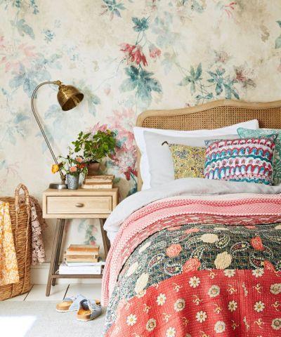 Bedroom wallpaper ideas – bedroom wallpaper designs – Ideal Home