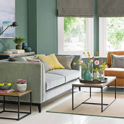 Green living room ideas for soothing, sophisticated spaces