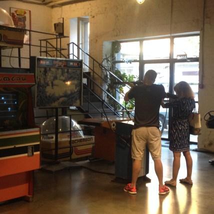 Spielautomaten-Museum Hasenjagd