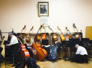 Moskau Konservatorium 11