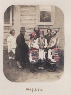 Bevölkerung Pensa Russland 1862 NYPL 8
