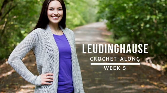 Leudinghause Crochet-Along: Week 5 | KT and the Squid