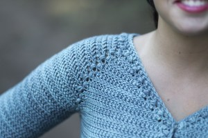 Icebox Cardi Crochet Pattern | KT and the Squid