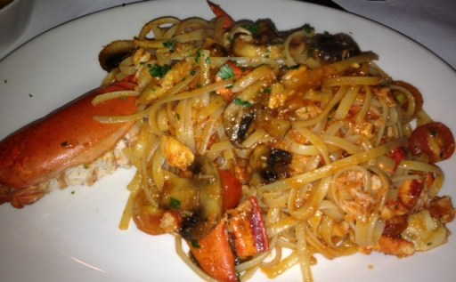Lobster Linguini