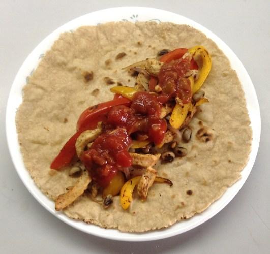 Burrito salsa